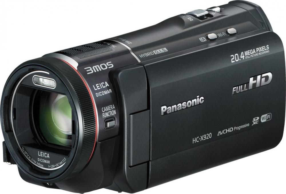 záznamová kamera