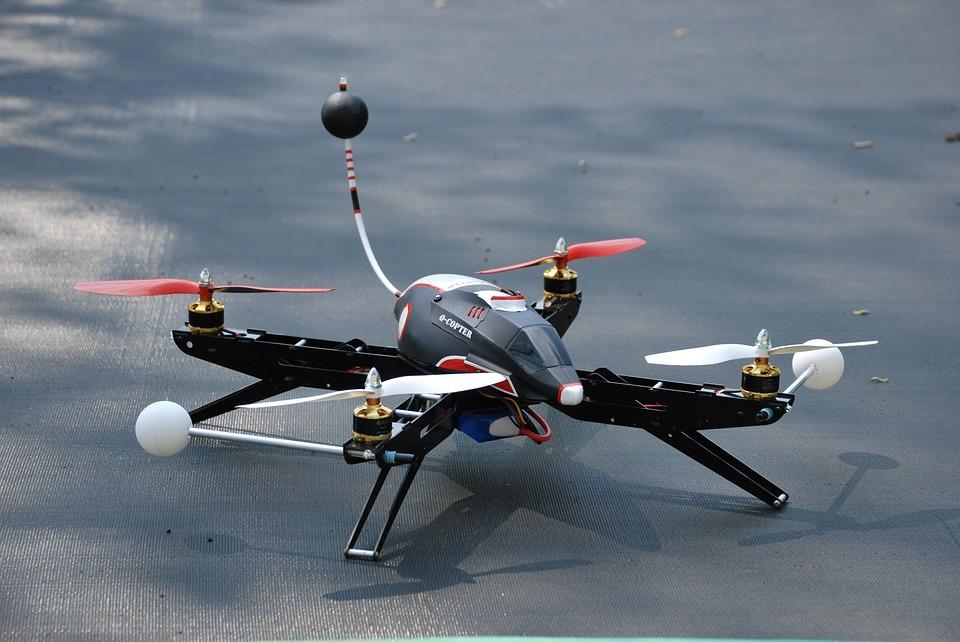 drony a ich využitie