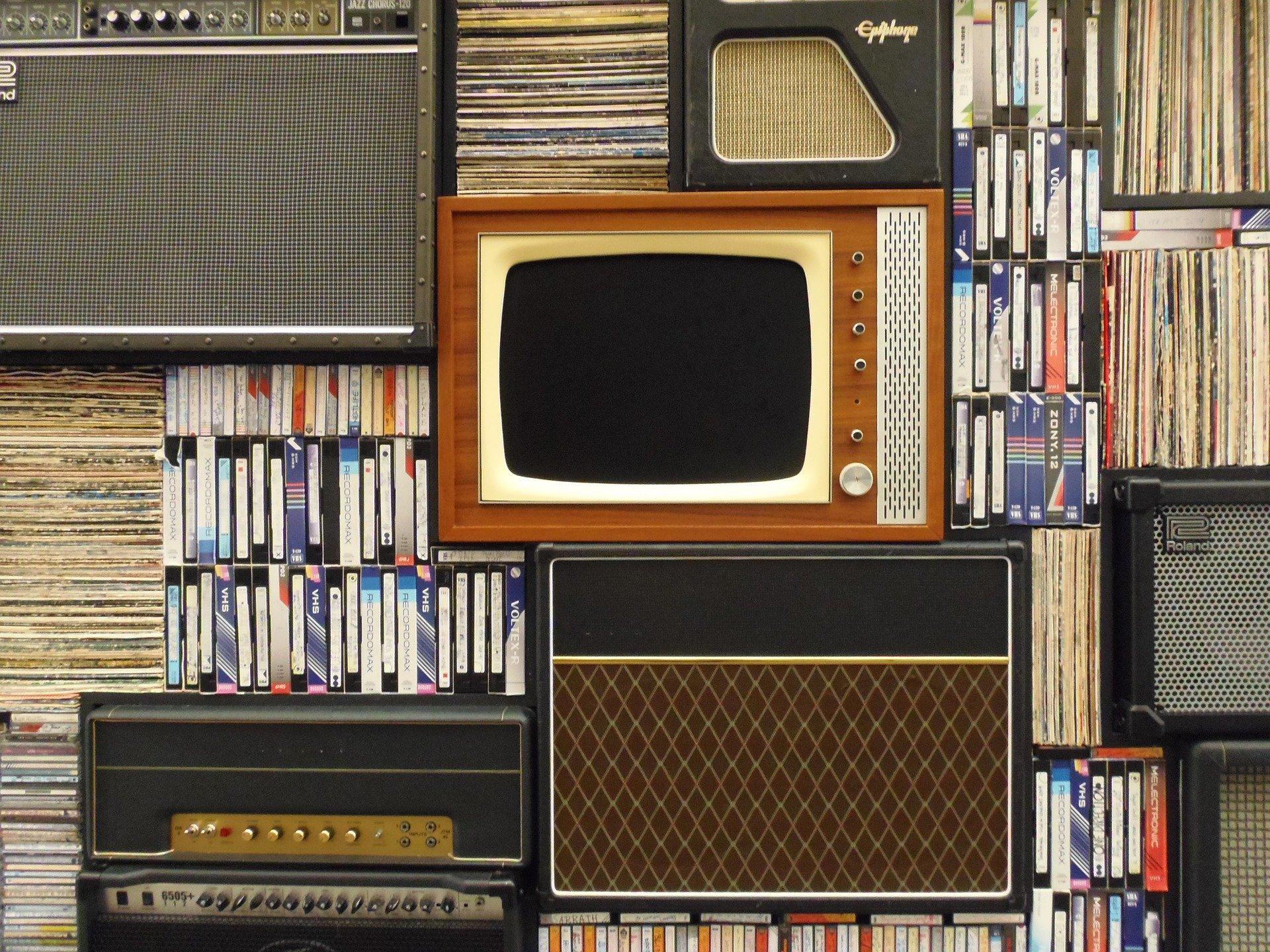 VHS kazety